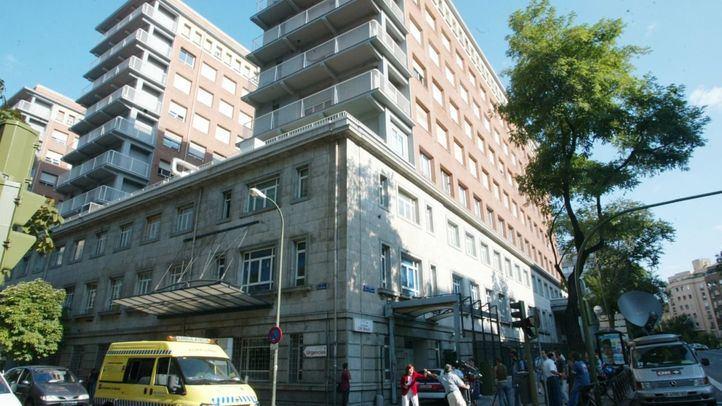 Hospital La Paz - Imagen de archivo