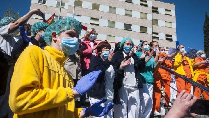 CCOO denuncia que la Comunidad no renovará a los sanitarios contratados por el Covid-19