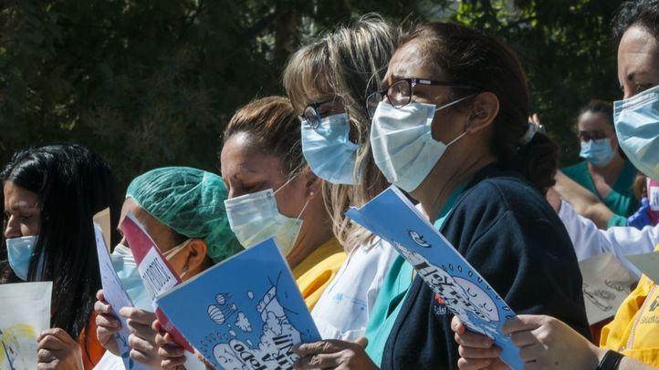 Amyts subraya la necesidad de hacer test rápidos a sanitarios de atención primaria y a la población