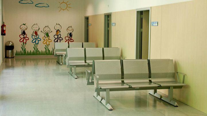 Centro de Salud Las Margaritas, Getafe