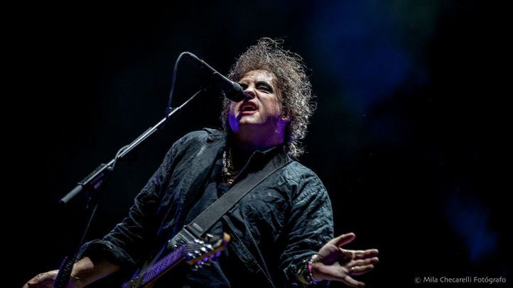 The Cure en el Mad Cool Festival 2019