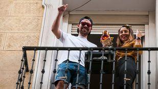 Vermut vecinal en La Latina con música cada fin de semana
