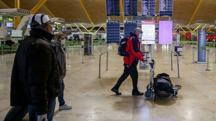 Madrid, la autonomía que más llegadas internacionales recibió en marzo