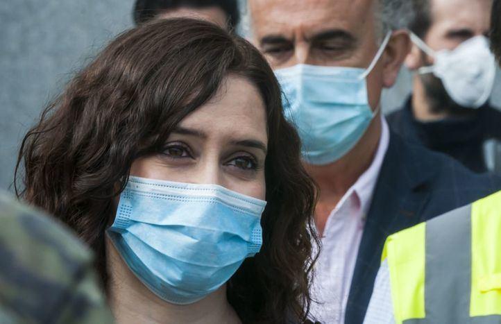 Isabel Díaz Ayuso comparecerá en la Asamblea de Madrid el próximo día 29 de abril