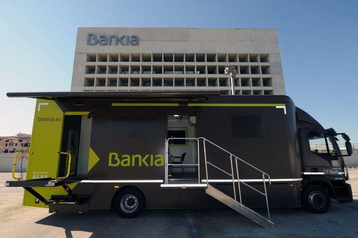 Bankia lanza un fraccionador mensual de pagos de seguros
