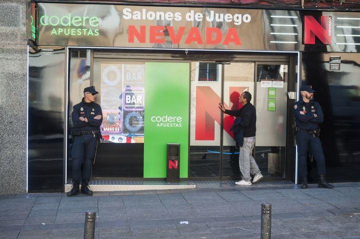 El Gobierno municipal de Madrid dice que la rebaja fiscal a los salones de juego se daría con el fin de 'mantener el empleo'