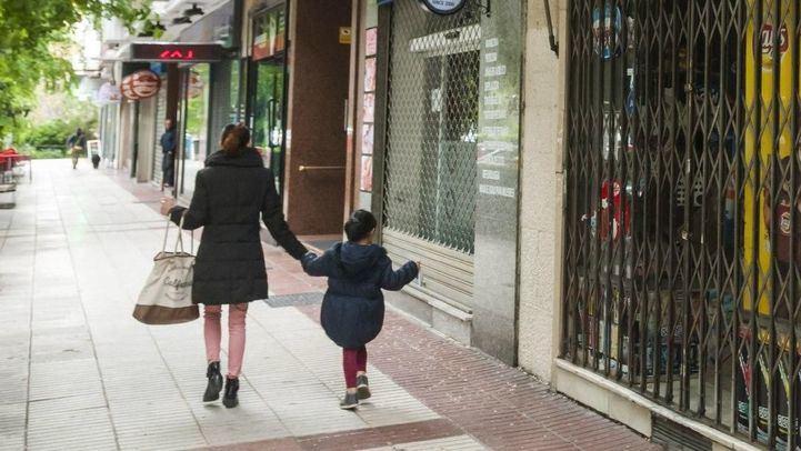 Críticas al Gobierno ante el plan para que los menores salgan a la calle
