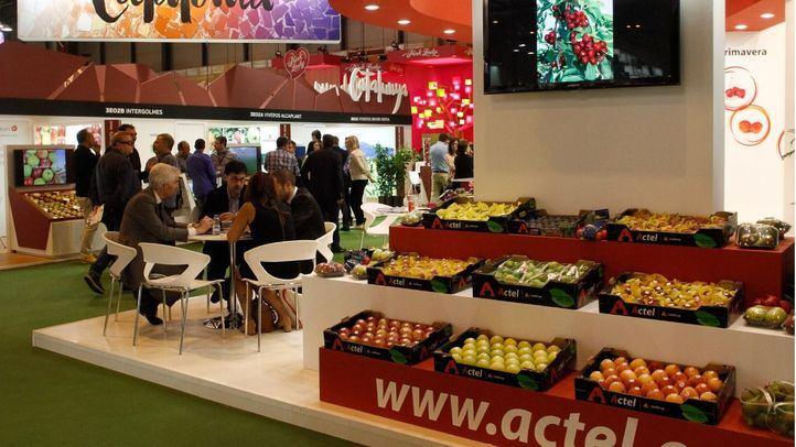 Feria Fruit Atraction en Ifema.