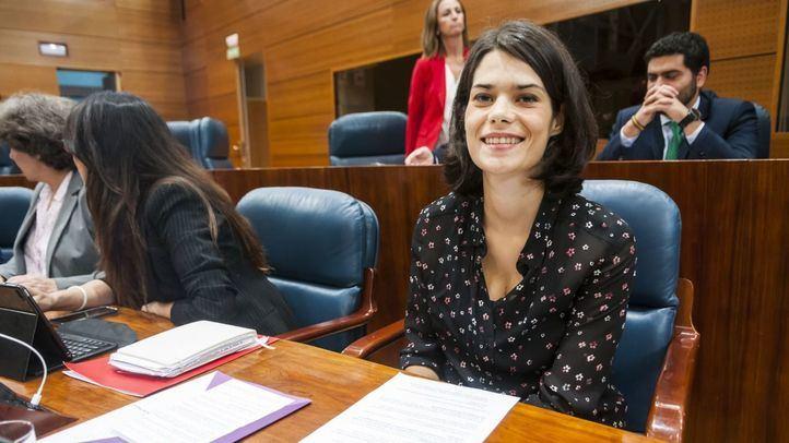 Isa Serra, condenada a 19 meses de cárcel