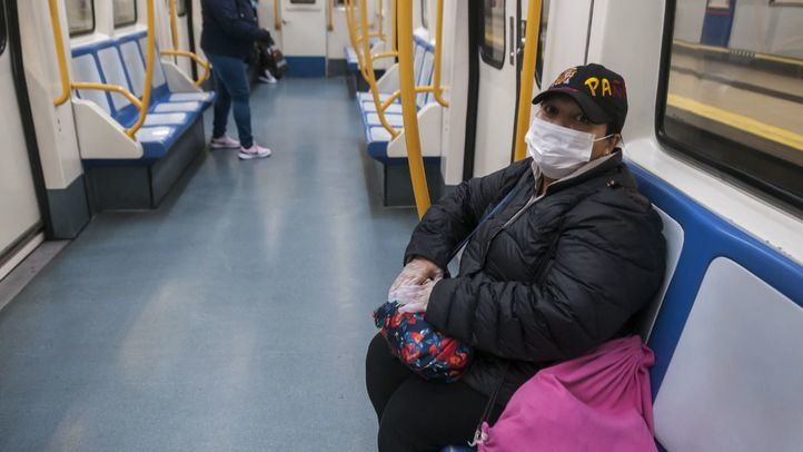 El aforo del transporte público se reducirá a 3 de cada 10 viajeros tras el confinamiento