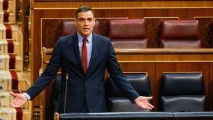 El Congreso aprueba la prórroga del estado de alarma tras un bronco debate