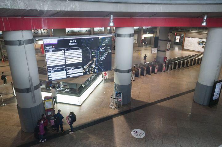 Cercanías Madrid refuerza su oferta de servicios desde el lunes 27 de abril