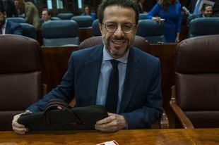Fernández-Lasquetty: 'Esto es una desgracia nacional, un gasto nacional y tiene que ser financiado de forma nacional'