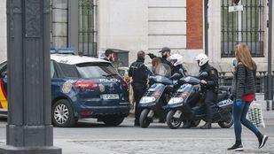 Las detenciones por incumplir el estado de alarma superan ya las 1.000 en la región