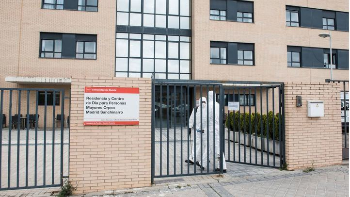 Comunidad remite a TSJM un informe con actuaciones en residencias de Alcorcón y pide levantar la cautelar