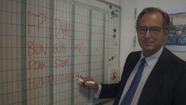 Ossorio comparecerá este lunes ante la Comisión de Educación de la Asamblea