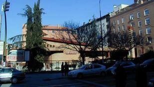 Parroquia de San Jenaro, en Pueblo Nuevo