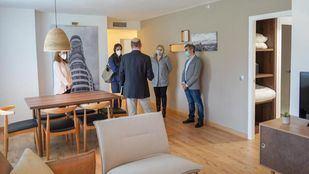 Personas mayores que se hayan quedado solas podrán mudarse a apartamentos habilitados en Madrid