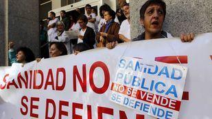La Coordinadora Estatal de Mareas Blancas desmiente haber convocado una manifestación para este domingo
