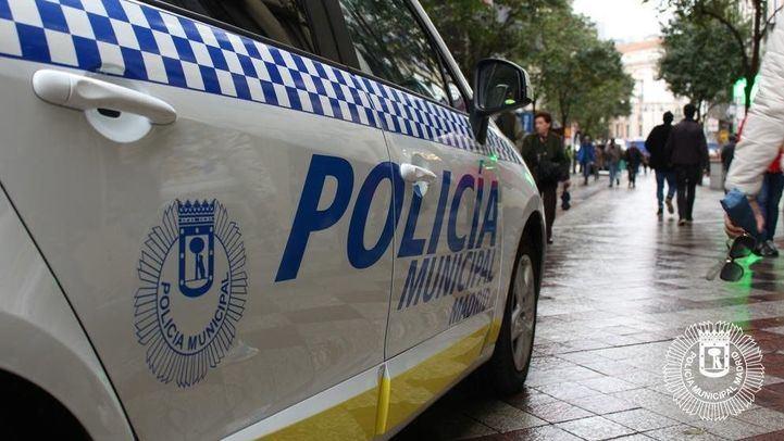 Detenido por intentar agredir a agentes de la Policía Municipal tras saltarse el confinamiento