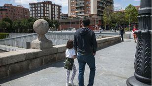 El incumplimiento de las medidas durante los paseos con niños podría acarrear multas desde 601 euros
