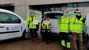 El grupo Sacyr despliega todos sus recursos en la lucha contra el coronavirus