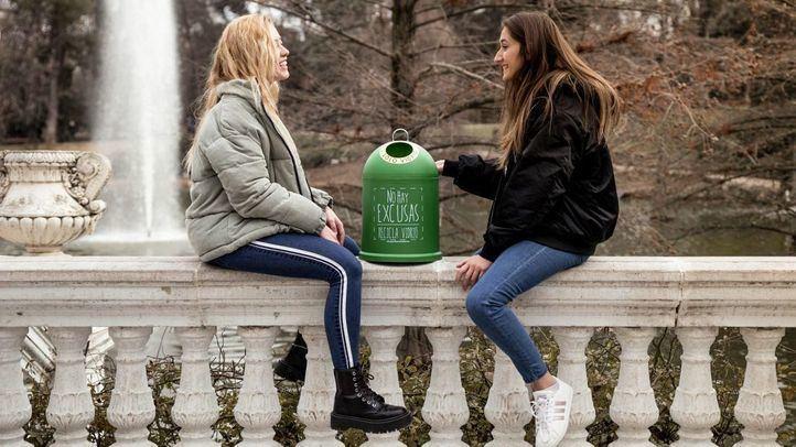 """Ecovidrio """"recicla"""" spots de televisión para demostrar cómo la publicidad y el vidrio pueden tener infinitas vidas"""