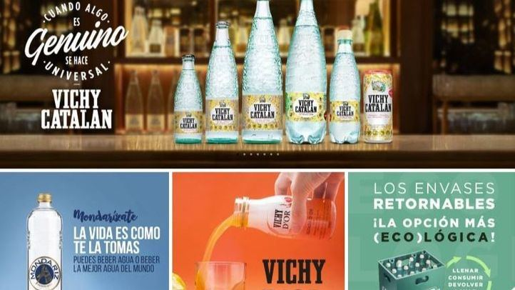 Vichy Catalan Corporation optimiza su tienda on line