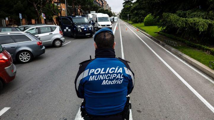 Baja el número de detenidos por la Policía Municipal