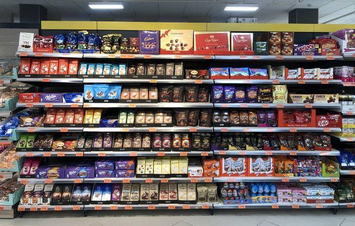 Mercadona incrementa un 60% las ventas de tabletas de chocolate