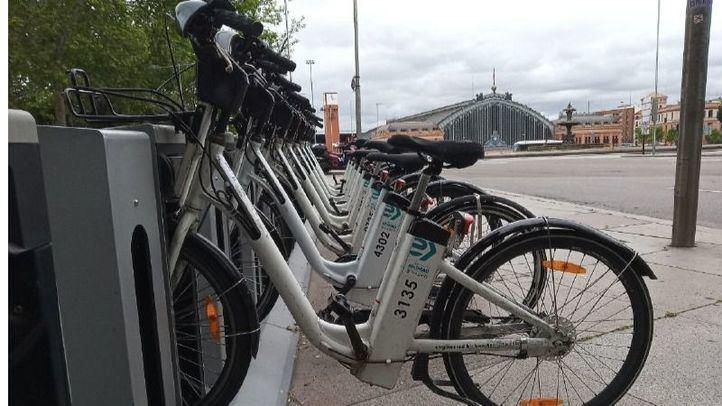 BiciMAD registra 1.000 usos en la primera jornada con todas las bicicletas disponibles