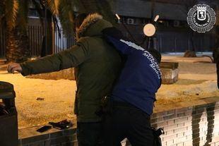 Detenidos cinco jóvenes que estaban de fiesta en Carabanchel