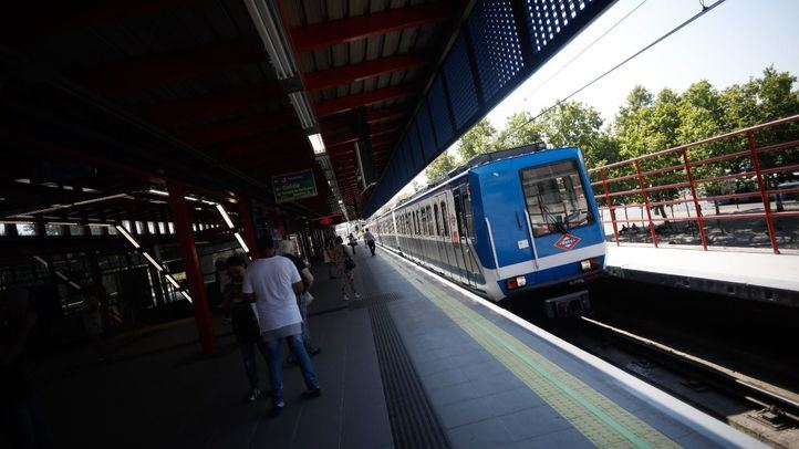 Metro encuentra nuevas piezas con amianto en la serie 2000A