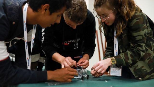 Fundación Naturgy transforma el II Certamen Tecnológico Efigy en un evento on line para casi 400 alumnos de toda España