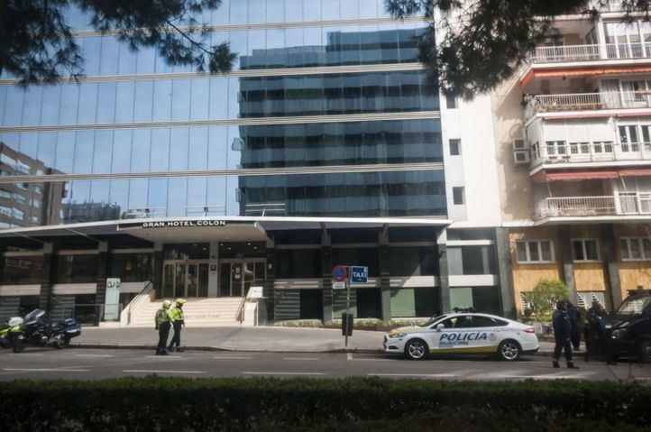 Replegados siete de los trece hoteles medicalizados al bajar la presión asistencial
