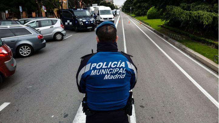 Atropellan a un Policía Municipal en un control de vehículos en Puente de Vallecas
