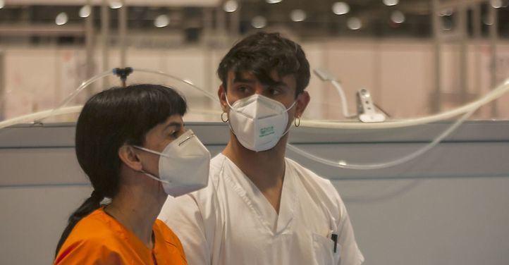 Repuntan los fallecidos diarios en Madrid y descienden los infectados