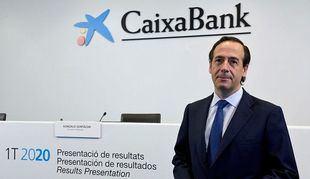 CaixaBank obtiene un beneficio de 90 millones, un 83,2% menos, tras realizar una provisión extraordinaria de 400 millones por la COVID-19