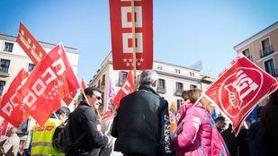 Los sindicatos reivindican fortalecer los servicios públicos
