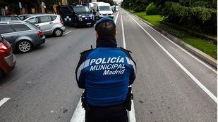 Se reducen un 34% las detenciones en Madrid durante el confinamiento