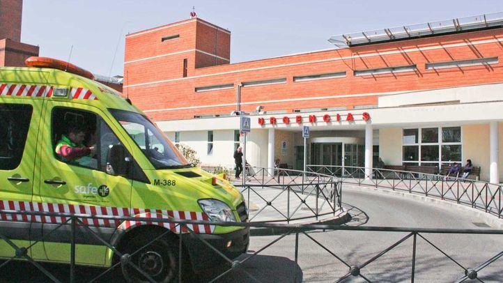 Un niño de 12 años, grave tras caer por una ventana desde un segundo piso