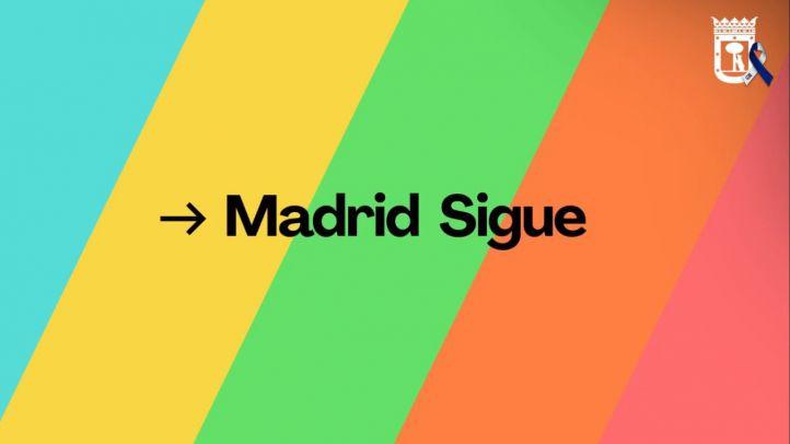 El Ayuntamiento crea Madrid Sigue, una web con propuestas sobre salud, cultura y ocio