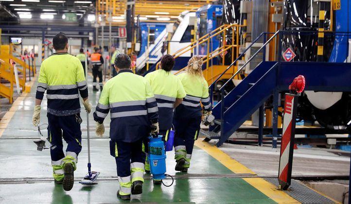 Garrido anuncia que habrá test para todos los trabajadores de Metro