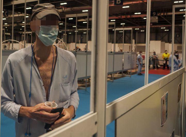 Madrid registra 46 fallecidos diarios con COVID y cae el número de infectados