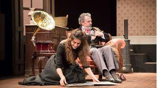 Imagen de la obra teatral 'Tristana', dirigida por Alberto Castrillo-Ferrer.