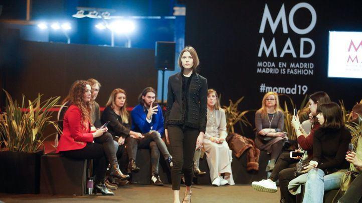El Salón del textil Momad emite en Instagram una entrevista con el presidente de Acotex como antesala a la feria