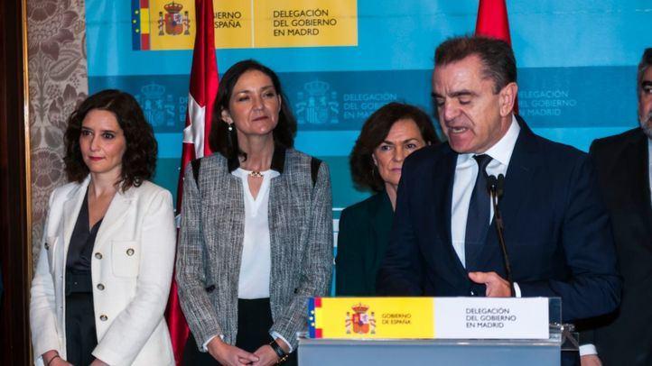 Ayuso valora pedir la dimisión de Franco por no actuar