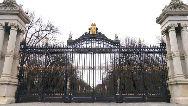 Denunciado el Ayuntamiento por mantener cerrados los parques