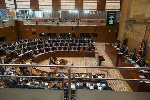 El plan de desescalada, medidas económicas y residencias centrarán este jueves el debate en la Asamblea