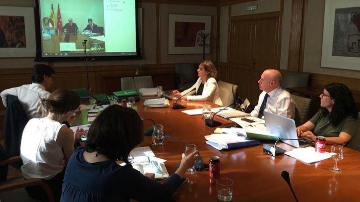 Madrid pide el paso a la fase 1 y se reunirá de nuevo con Sanidad al no aportar toda la documentación